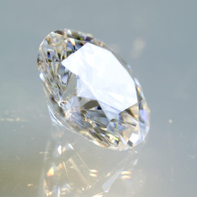 Как определить алмаз