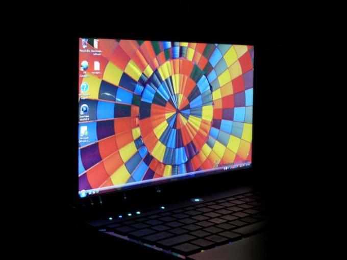 Как повысить яркость монитора ноутбука