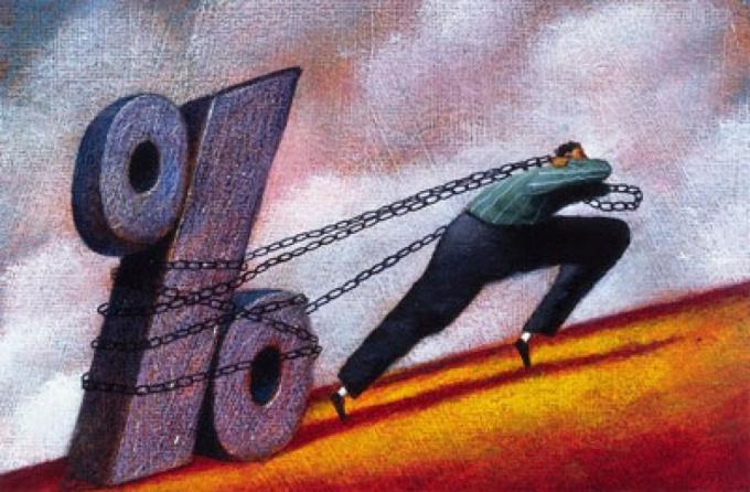 В большинстве случаев заемщики отказываются от ипотеки из-за огромных процентов