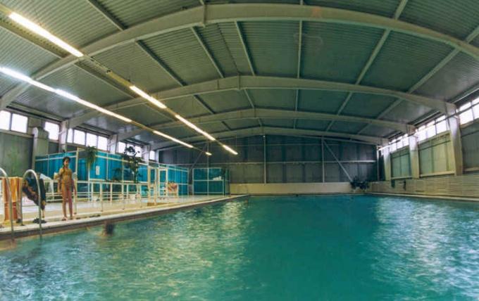 Как записаться в бассейн