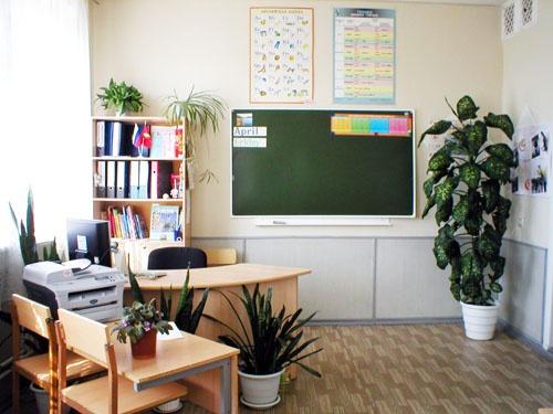 Как оформить кабинет английского языка