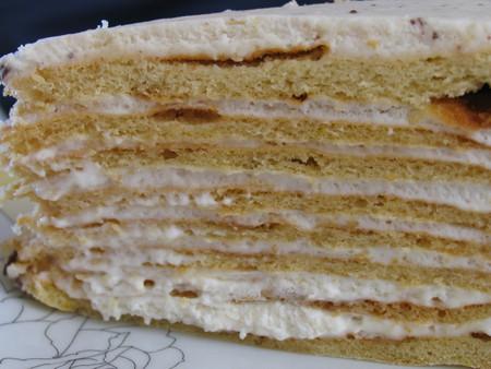 Как сделать торт из сметаны