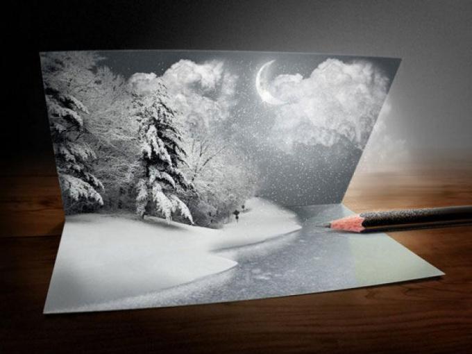 Как создать иллюстрацию