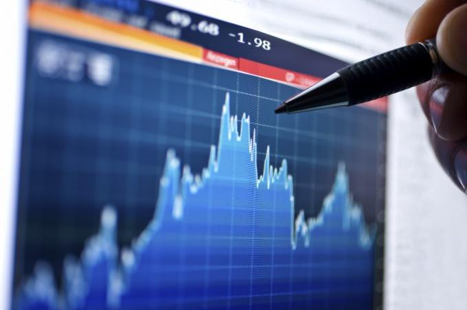 Как определить цену акции