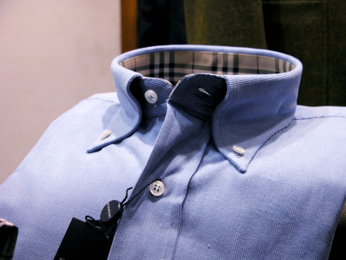Choosing the right shirt will be the basis of a fashionable image