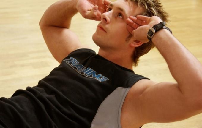 Начать качать мышцы поможет серьезная мотивация