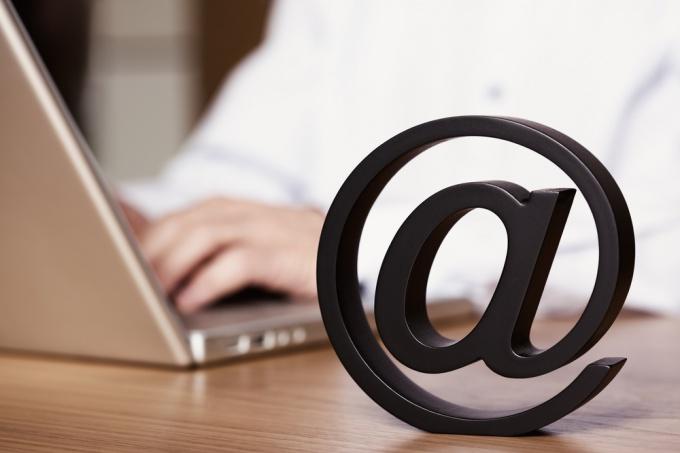 Как отправить письмо через интернет