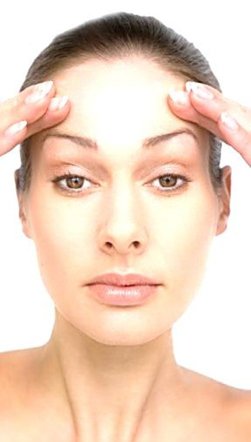 How to remove drooping eyelids