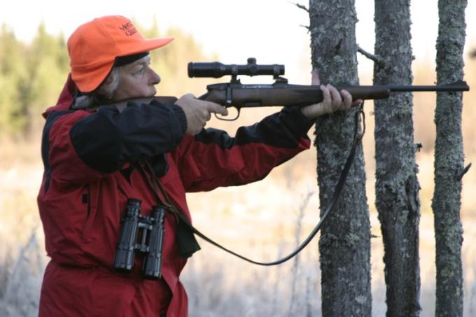 Как оформить нарезное оружие
