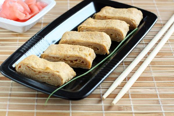 Как приготовить японский омлет