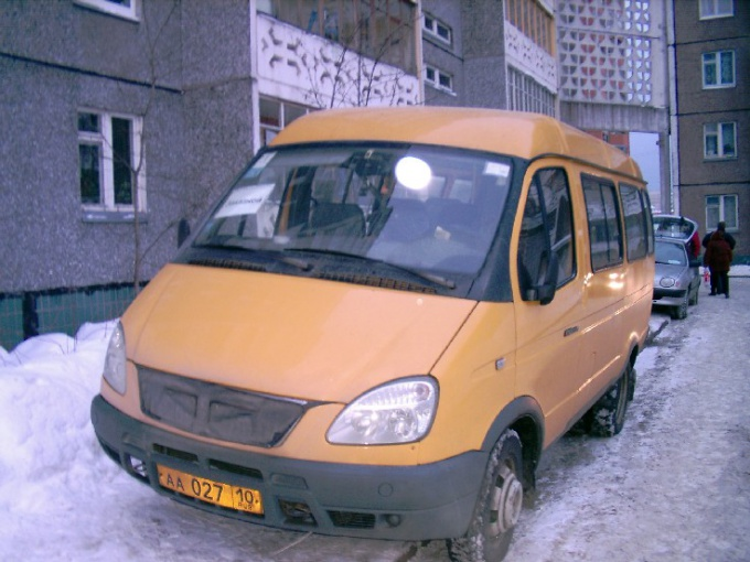 Как завести ГАЗ в мороз