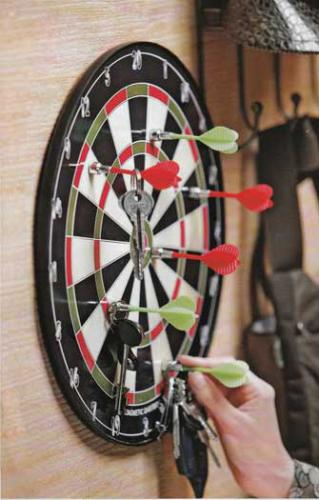 Darts is gaining popularity in Russia
