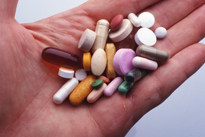 Как определить - антибиотик или нет?