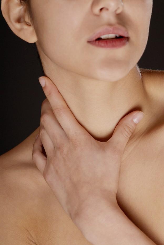 Как вытянуть шею