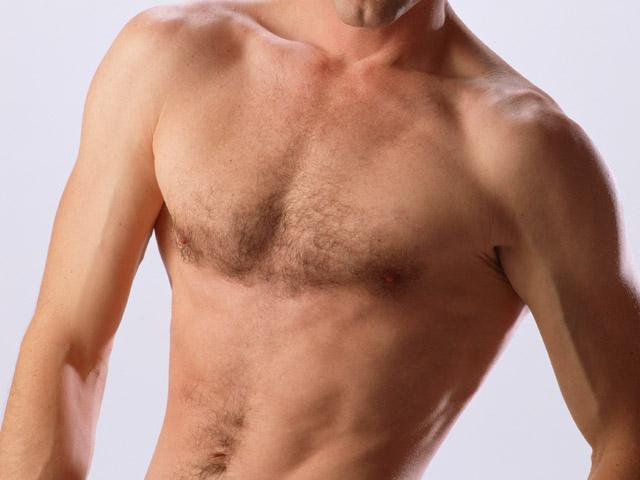 Тестостерон влияет на мышечный рельеф
