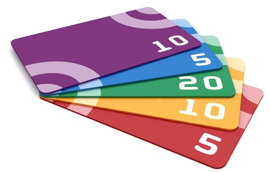 Дисконтная карта  будет постоянно  напоминать покупателю о вашем магазине.