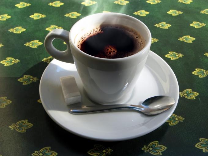 Чашка горячего шоколада - отличное начало дня!