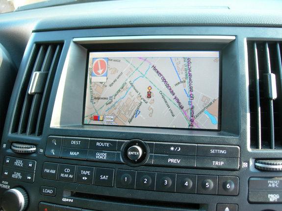 Как подключить навигатор к пробкам