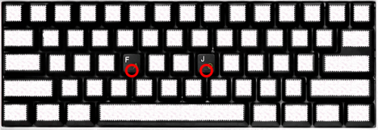 How to learn to write on <strong>keyboard</strong>