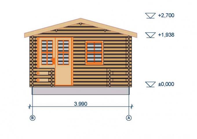 Как построить летний <strong>домик</strong>