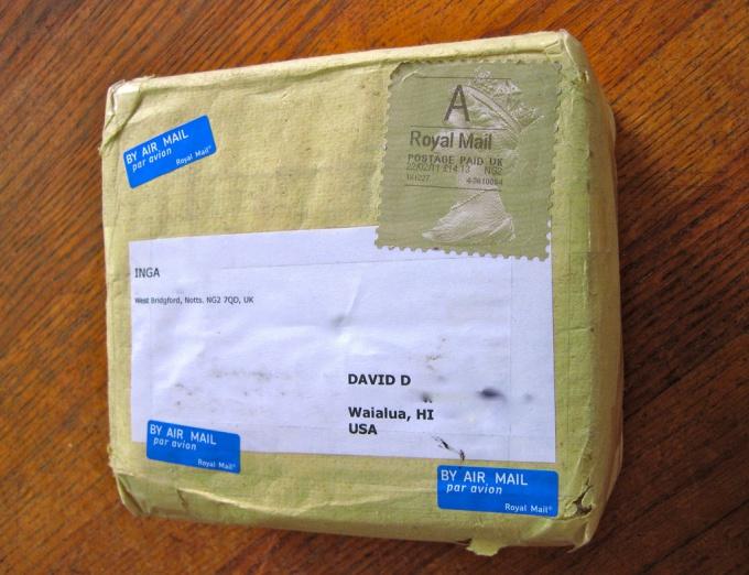 Как разыскать посылку