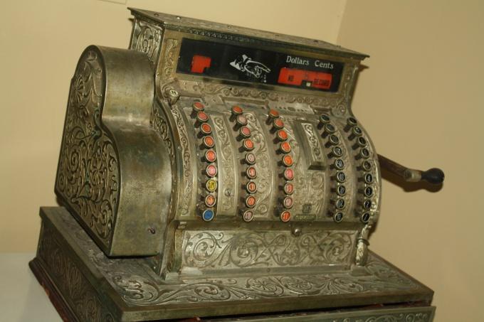 Современные кассовые аппараты разительно отличаются от своих предшественников