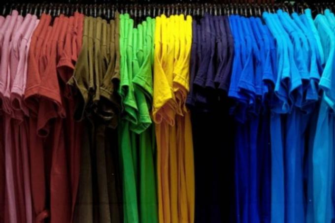 Как определить размер футболки