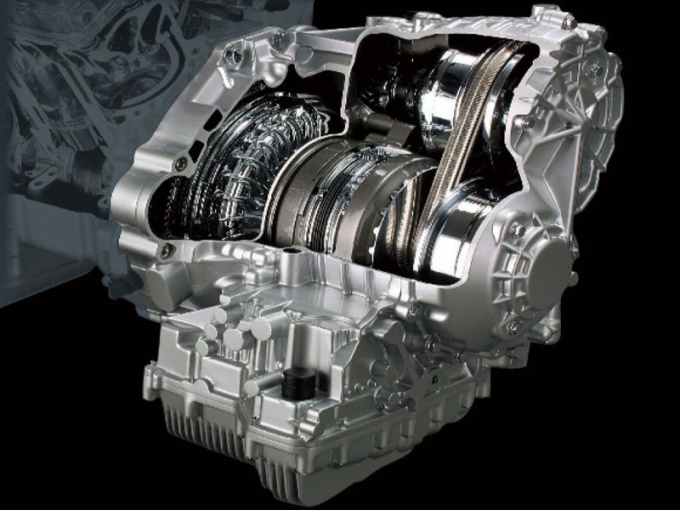 How to change the oil in the CVT