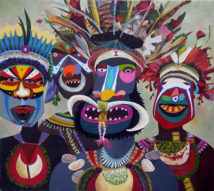 Как назвать племя
