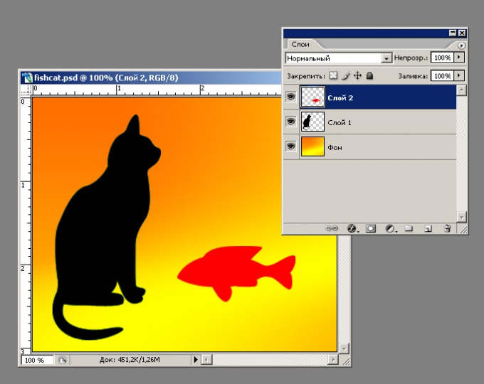 How to clean <strong>layer</strong> <b>photoshop</b>