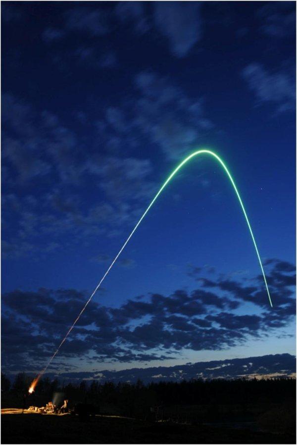 Как сделать сигнальную ракету