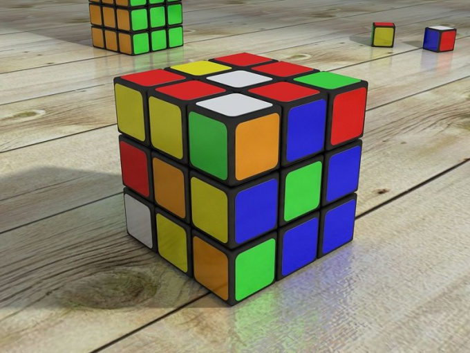 How to solve the cube puzzle