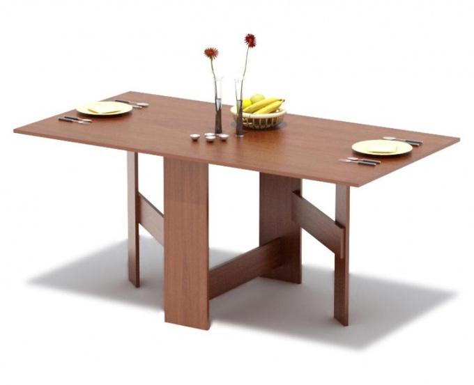Как сделать стол-книжку