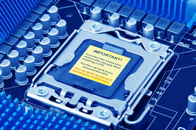 Как повысить напряжение на процессор