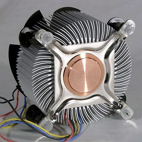 Как поменять кулер на процессоре