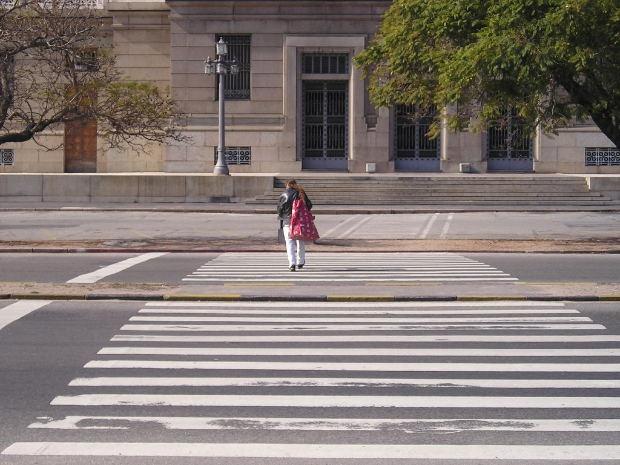 Как переходить перекрёстки