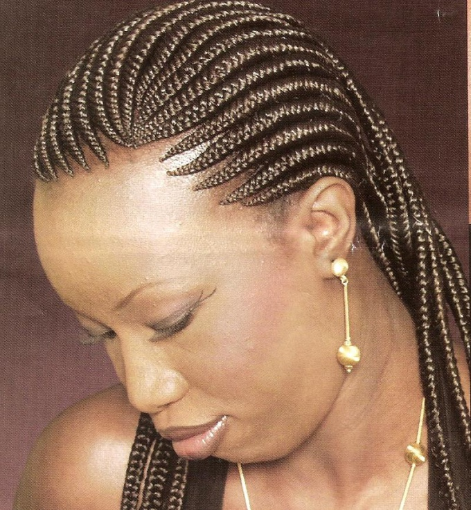 How to braid Senegalese braids