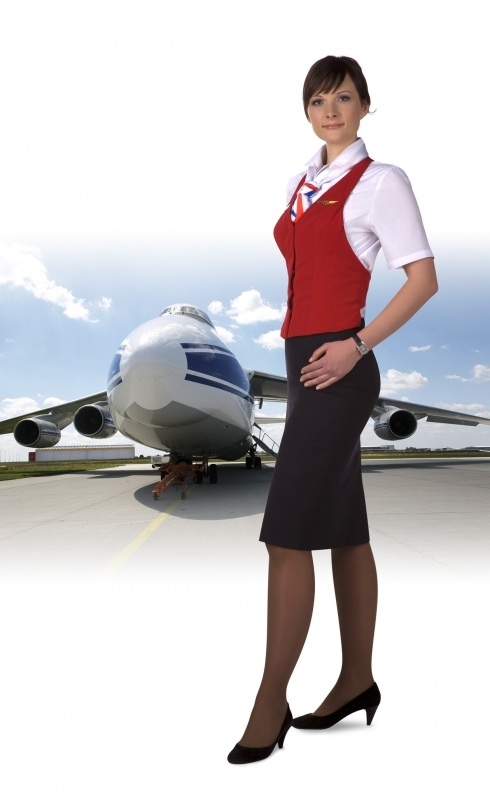 The appearance of flight attendants is subject to special requirements.