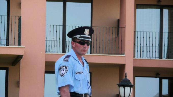 Как быть начальником охраны