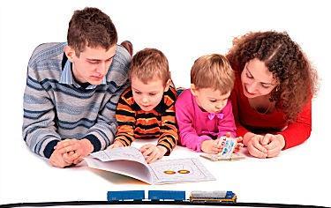 Обучение иностранному языку нужно начинать в раннем детстве.