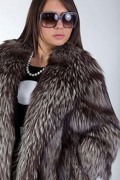 Шуба из качественного меха может носиться более 10 лет.
