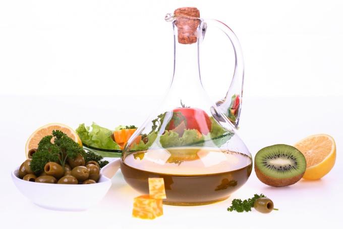 Как сделать оливковое масло