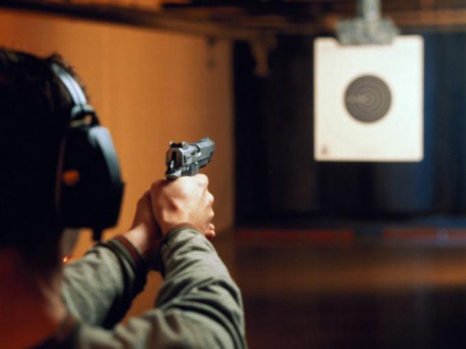 Как стрелять по мишени