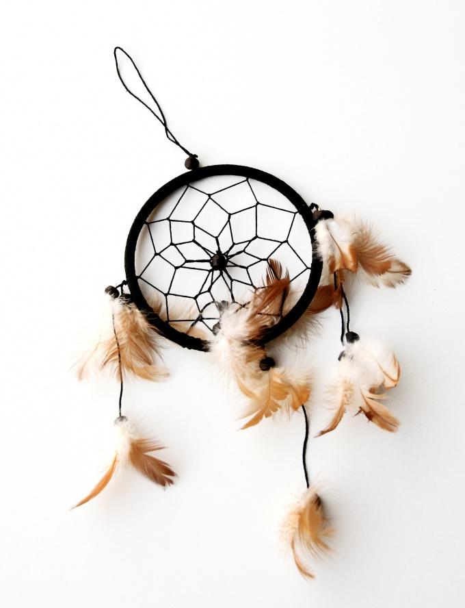 Как плести ловца снов