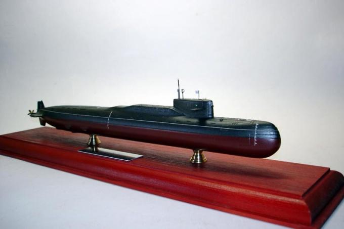 Как построить самому подводную лодку