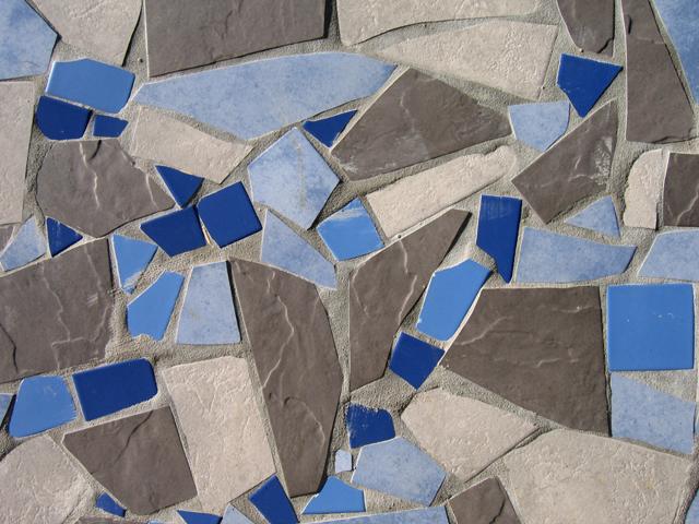 Как собирать мозайку