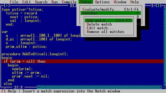 Как написать программу на паскале