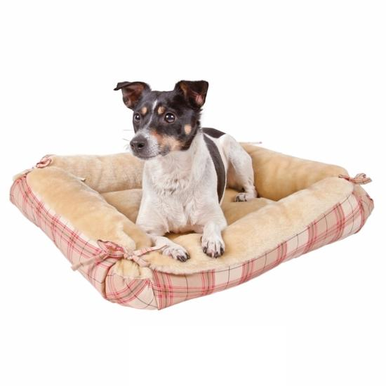 How to sew dog lounger