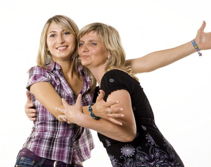 Как простить мать