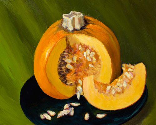 How to make pumpkin seed oil
